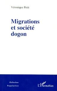 Véronique Petit - Migrations et société Dogon.