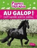 Véronique Pidancet-Barrière - Au galop ! - Tout savoir sur le cheval.