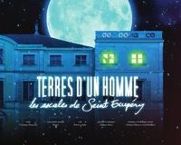 Véronique Pommeret et Maëlig Pommeret - Terres d'un homme - Les escales de Saint Exupéry. 1 CD audio