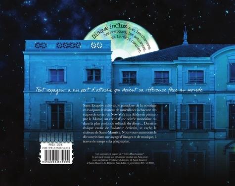 Terres d'un homme. Les escales de Saint Exupéry  avec 1 CD audio
