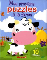 Mes premiers puzzles à la ferme - Avec 10 puzzles.pdf