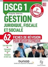 Véronique Roy et Damien Falco - DSCG 1 Gestion juridique, fiscale et sociale - 2021-2022.