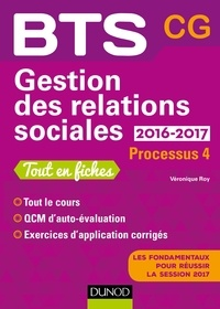 Véronique Roy - Gestion des relations sociales BTS CG Processus 4.