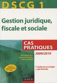 Gestion juridique, fiscale et sociale DSCG 1 - Cas pratiques.pdf