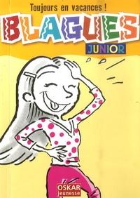 Véronique Saintonge - Blagues - Junior.