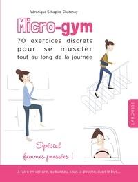 Corridashivernales.be Micro-gym - 70 exercices discrets pour se muscler tout au long de la journée Image
