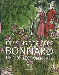 Véronique Serrano et Jean-Paul Monery - Dessins de Pierre Bonnard - Une collection privée - Exposition au musée Cantini du 12 mai au 2 septembre 2007.