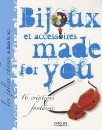 Véronique Sésini-Lecourt - Bijoux et accessoires made for you - 16 créations fantaisie.