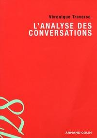 Véronique Traverso - L'analyse des conversations.