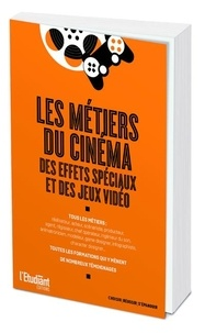 Véronique Trouillet - Les métiers du cinéma, des effets spéciaux et des jeux vidéos.