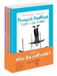 Véronique V. Beau et Pétronille Danchin - Vive les enfants ! - Coffret en 3 volumes.