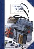 Véronique Villatte - Détournez le jean - Objets déco accessoires de mode.