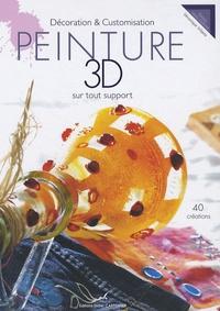 Véronique Villatte - Peinture 3D sur tout support - Décoration & Customisation.