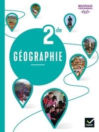 Véronique Ziegler et Anne Vanacore - Géographie 2nde - Livre de l'élève.