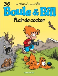 Verron et Jean Roba - Boule & Bill Tome 36 : Flair de cocker.