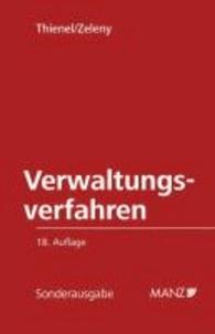 Verwaltungsverfahren - Die österreichischen Verwaltungsverfahrensgesetze.