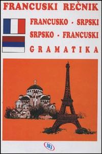 Vesna Jeremenko - Dictionnaire français-serbe et serbe-français.