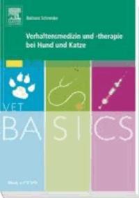 VetBASICS Verhaltensmedizin und -therapie bei Hund und Katze.