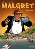 Veys et  Alves - Malgret Tome 2 : Malgret à Monaco.
