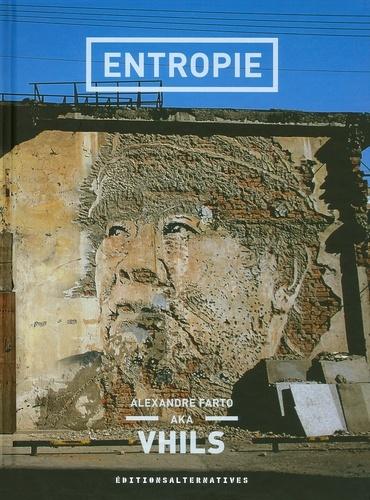 Vhils et Miguel Moore - Entropie.