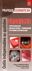 Viateur Nsengiyumva et Thomas Gaujoux - Pratique courante en urgences.