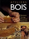 Vicenç Gibert et Josep Lopez - Ateliers bois - Ebénisterie, tournage, marqueterie, restauration.