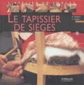 Vicenç Gibert et Josep Lopez - Le tapissier de sièges.