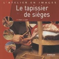 Vicenç Gibert et Joseph López - Le tapissier de sièges.