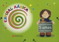 Vicens Vives - Espiral Magica - Educacion Infantil 5 años - primer trimestre.