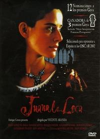 Vicente Aranda - Juana la Loca - DVD Vidéo.