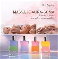 Vicki Engeham - Massage Aura-soma - Bien-être et détente avec les fragrances de couleur.