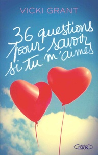 Galabria.be 36 questions pour savoir si tu m'aimes Image