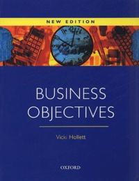 Vicki Hollett - Business Objectives 1996 student's book.