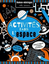 Vicky Barker - Activités dans l'espace - Remue-méninges.