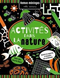Vicky Barker et Ste Johnson - Activités dans la nature.