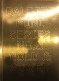 Viction:ary - Palette Mini Series - N° 3, Gold & Silver.