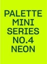 Viction:ary - Palette Mini Series - N° 4, Neon.