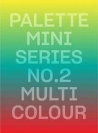 Viction:ary - Palette Mini Series - N° 2, Multicolour.