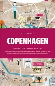 Victionary - Copenhagen - Designed for travels with kids.