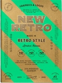 Victionary - New Retro - 20th Anniversary Edition. Graphics & Logos in Retro Style.