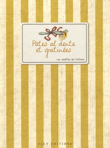 Victoire - Pâtes al dente et gratinées.