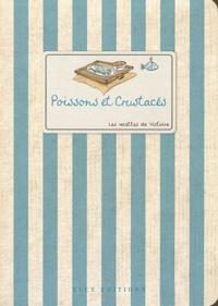 Victoire - Poissons et crustacés.