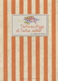 Accentsonline.fr Tartines, Pizze et Tartes salées Image