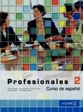 Victor Benitez et Susana Diaz - Profesionales 2 - Curso de español.