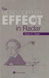 Victor C Chen - The Micro-Doppler Effect in Radar. 1 DVD