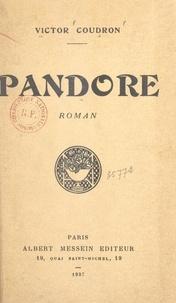 Victor Coudron - Pandore.