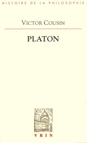 Victor Cousin - Platon.