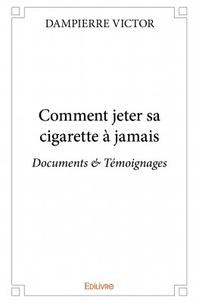 Histoiresdenlire.be Comment jeter sa cigarette à jamais Image