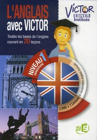 Victor Ebner Institute - L'anglais avec Victor Niveau 1 - 2 DVD.