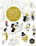 Victor Escandell - Enigmes - Creuse-toi les méninges pour démêler 25 mystérieuses affaires.